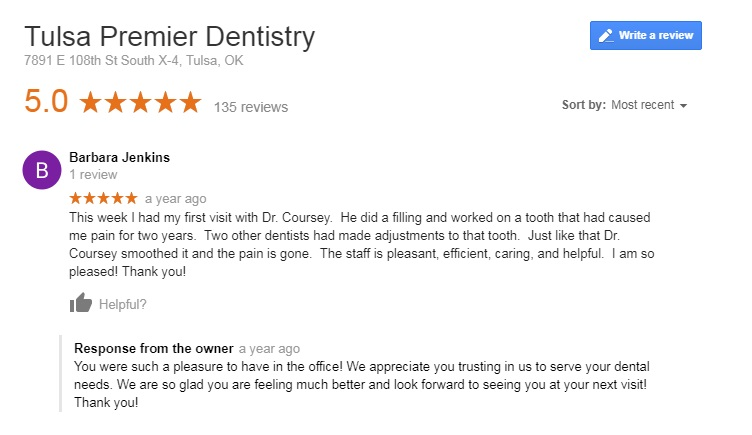 tulsa dentist