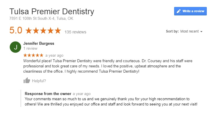 bixby dentist