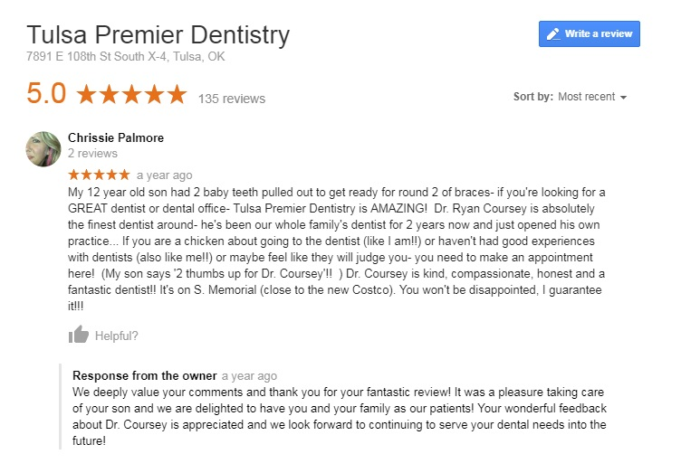dentist in tulsa