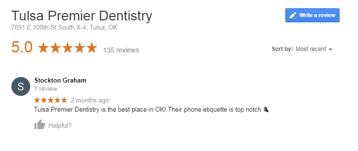 dentist broken arrow ok