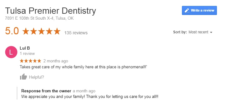 broken arrow dentists