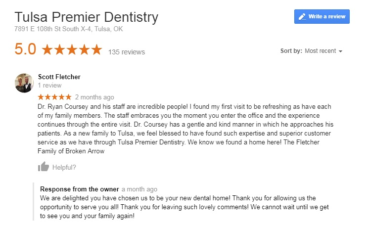 affordable dentist tulsa