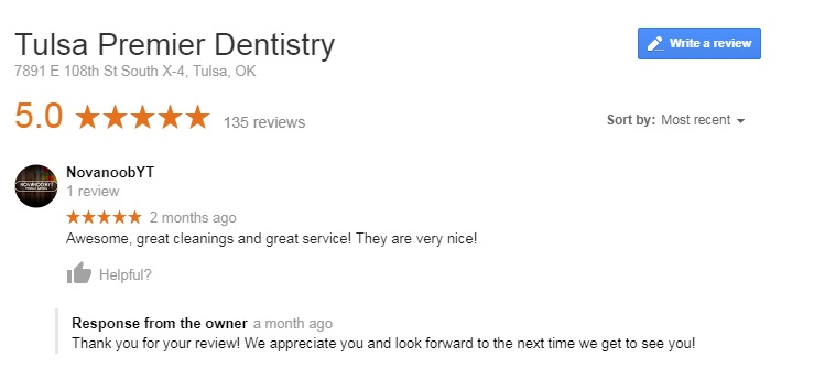 broken arrow dentist