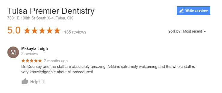 dentists bixby ok