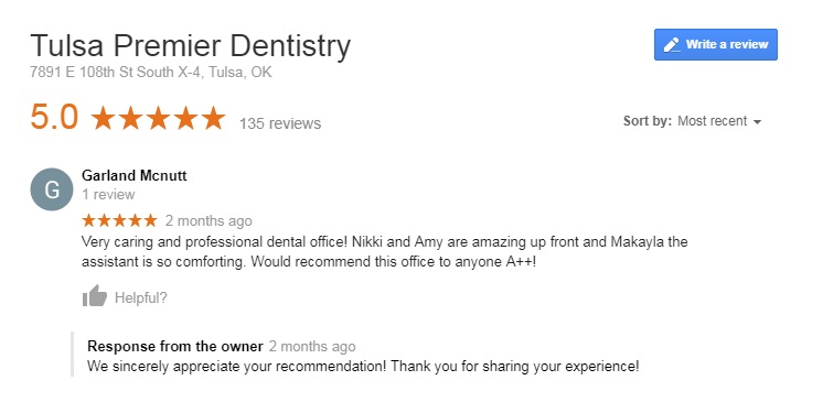 tulsa dental