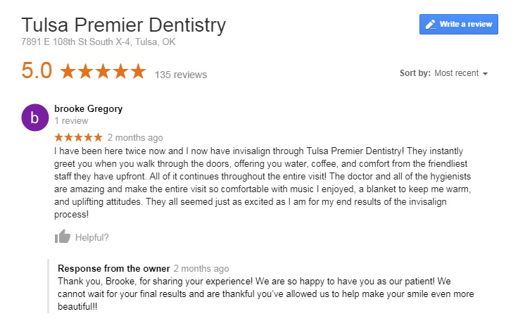 dentists tulsa