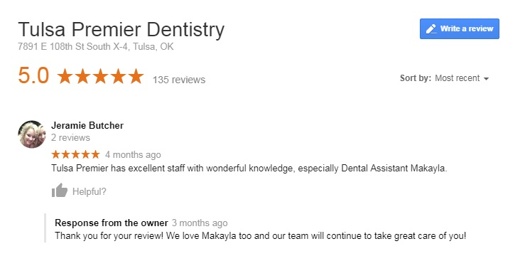 sedation dentistry tulsa