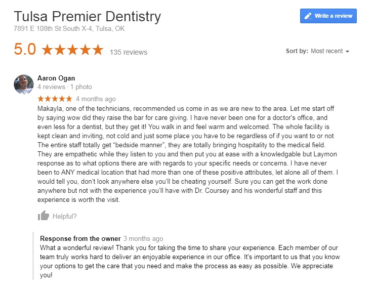 dentists in tulsa ok