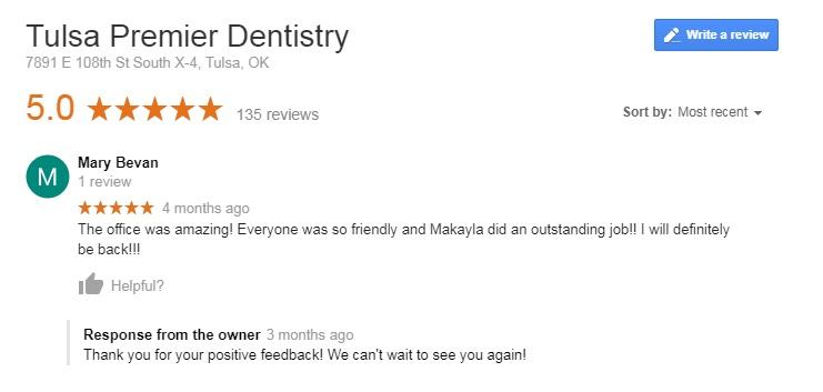 tulsa dentistry