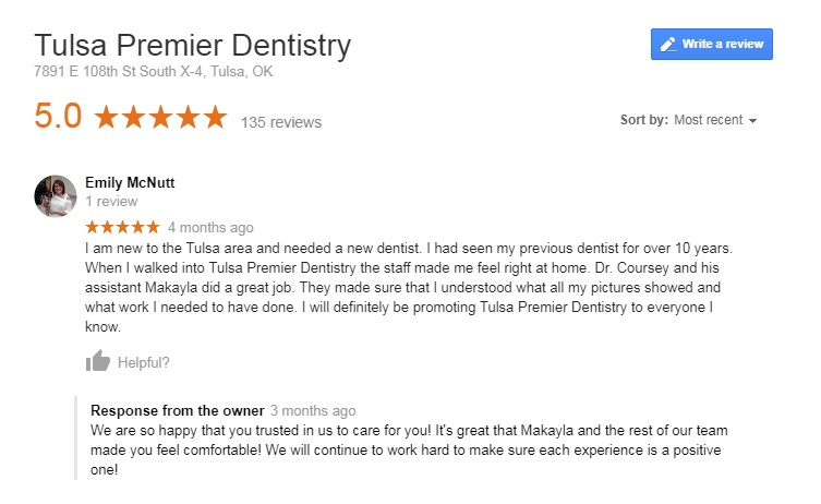 dental tulsa