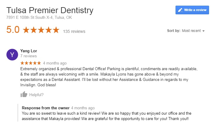 dentist broken arrow oklahoma