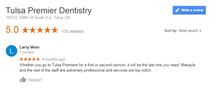 south tulsa dentist