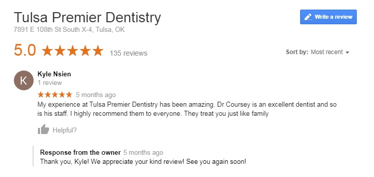 tulsa sedation dentistry