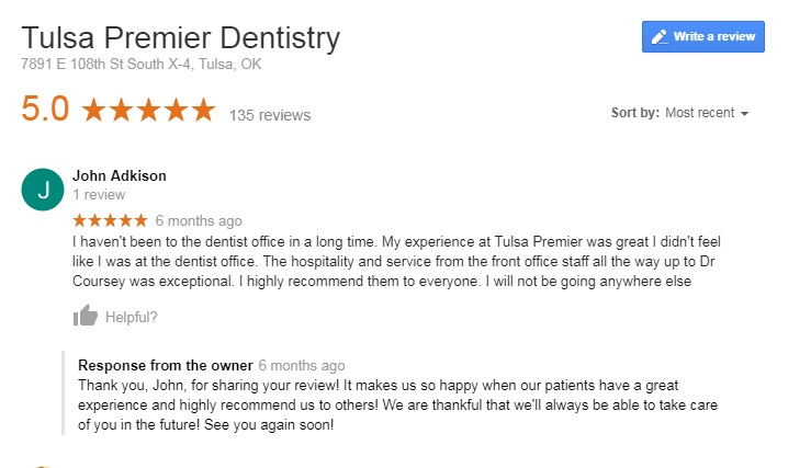 dental tulsa ok