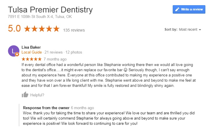 dental services near me