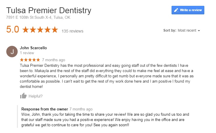 nearest dentist