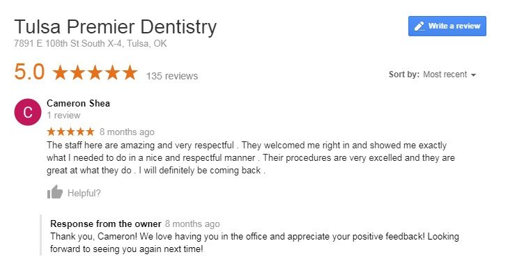sedation dentistry tulsa ok