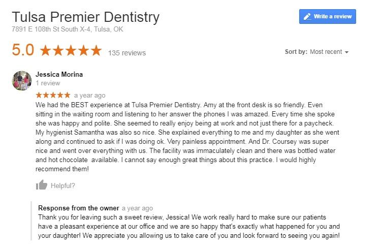 cosmetic dentistry tulsa ok
